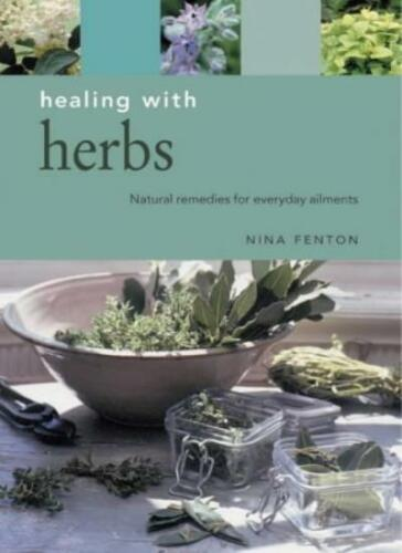 1 of 1 - Healing with Herbs (Essentials for Health & Harmony),Jessica Houdret