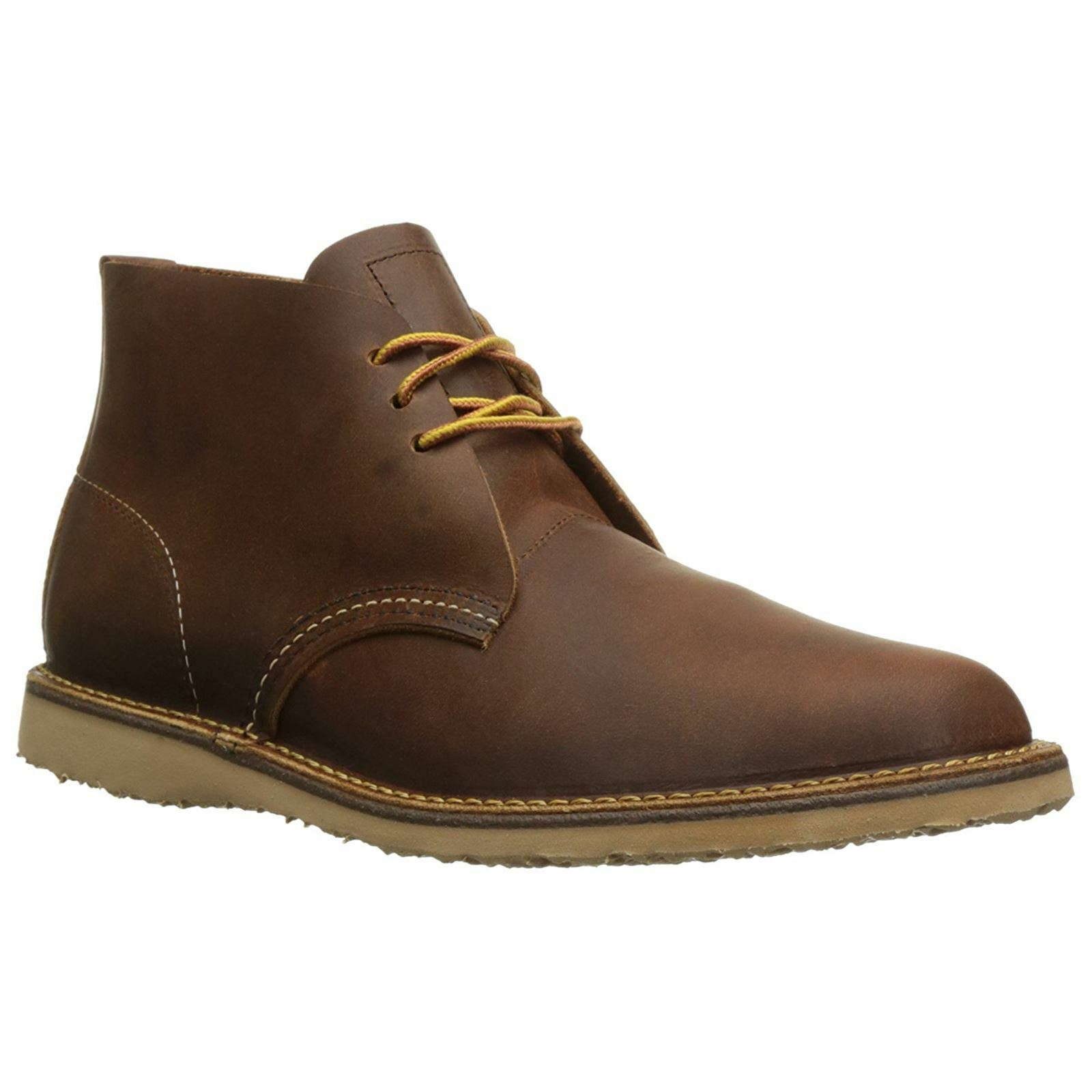 Red Wing Weekender Chukka 3322 Copper Mens Leather Lace-up Ankle Boots