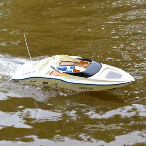 Nouveau Twin Propeller Remote Control Pêche en haute mer Yacht Rc Water Fun