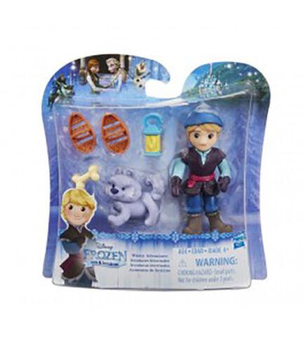 Disney Frozen Little Kingdom Kristoff hiver Adventure Figure Playset
