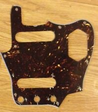 Red tortoise reissue.2005 62 pickguard fits Fender Jaguar style guitar