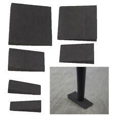 6 Piece Rubber Furniture Stabilizer Set For Fixing Wobbly Tables Desks Home For Sale Online Ebay