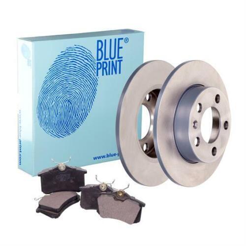 Blue Print Bremsenset Bremsscheiben 251 mm voll Bremsbeläge hinten MX 5 II NB