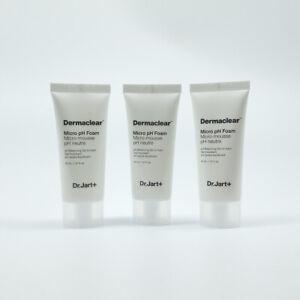Dr-Jart-Dermaclear-Micro-pH-Foam-90ml-or-60ml-or-30ml-Sensitive-Skin-K-beauty