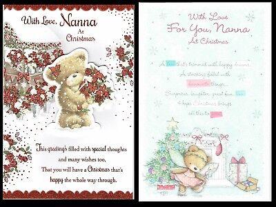 NANNA  ~  Quality Easter Card Choice of design L@@K