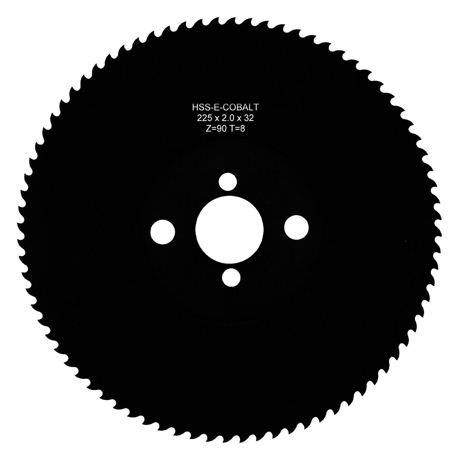 Metallkreissägeblatt HSSE 275 x 2,5 x 40 mm Z220 BW