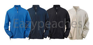 ASHWORTH-Mens-Size-S-2XL-3XL-4XL-Full-Zip-Golfman-Lined-Wind-Jacket-Shirt-Jumper