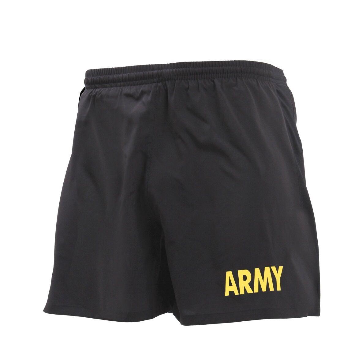US Army APFU Physical Training PT Training Shorts Shorts