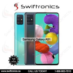 Brand New Samsung Galaxy A21s / A31 / A51 / A71  Factory Unlocked City of Toronto Toronto (GTA) Preview