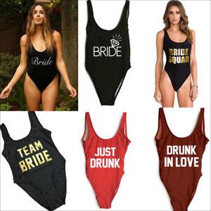 f27cd79df99 Image is loading Women-Sexy-Swimsuit-Swimwear-Hen-Party-Bodysuit-Bikini-