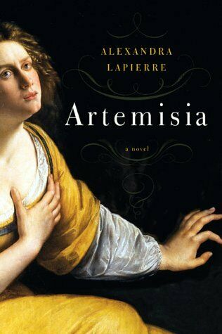 Artemisia: A Novel, Lapierre, Alexandra, Used; Good Book