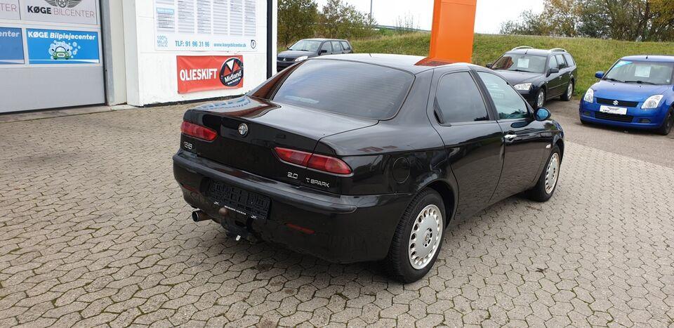 Alfa Romeo 156 2,0 TS+ 16V Benzin modelår 2002 km 302000