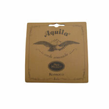 AQUILA RONROCO STRINGS - DGBEB TUNING NYLGUT SUPERIOR SOUND QUALITY ITALY - 3CH