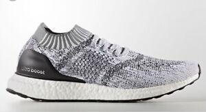 d7f81efd128b2 Adidas Ultra Boost Uncaged Black   White Grey Oreo Running Shoe NEW ...