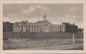 Postcard-Bridgeton-High-School-Bridgeton-NJ