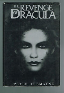 The-Revenge-of-Dracula-by-Peter-Tremayne-1979-Hardcover-1st-Printing
