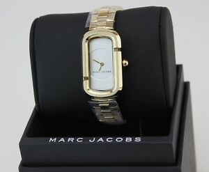 NEW-AUTHENTIC-MARC-JACOBS-THE-JACOBS-GOLD-LADIES-WOMEN-039-S-LADIES-MJ3501-WATCH