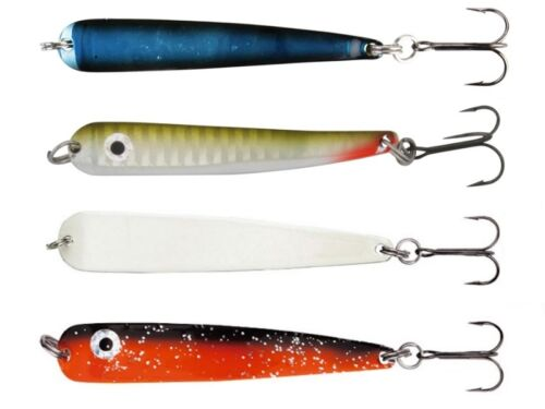 8,5cm Spoon for sea bass and brown trout Hansen Stripper 22g