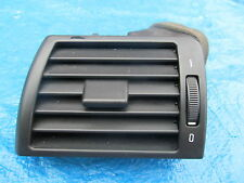 DASHBOARD AIR VENT N/S PASSENGER SIDE from BMW 316 Ti SE COMPACT E46 2001