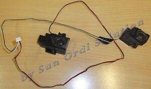 Haut-Parleurs-PC-Portable-Packard-Bell-EasyNote-RS65-M