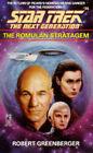 Romulan Stratagem by Robert Greenberger (Paperback, 1995)