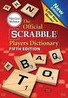 The Official Scrabble Players Dictionary, Fifth Edition by Merriam-Webster (Hardback, 2014)