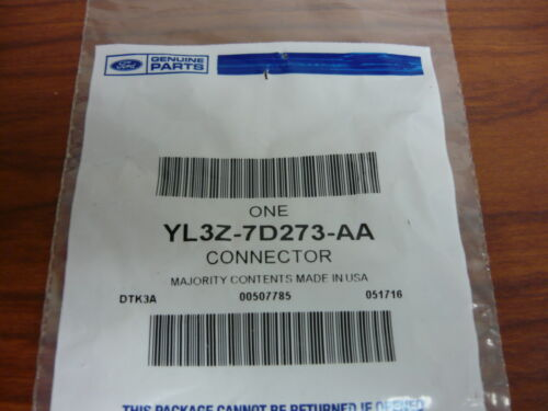 OIL TUBE YL3Z*7D273*AA FORD OEM CONNECTOR