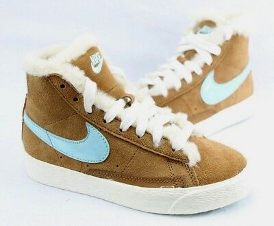PS NIKE YOUTH SHOES BLAZER BOOT 407899-201 DEAD STOCK Youth Size:12.5~3