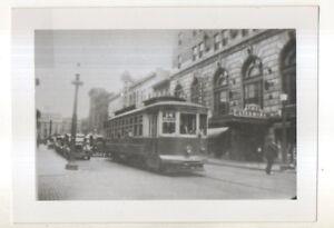 WILKES-BARRE-RAILWAYS-Trolley-WILLIAMSPORT-PA-1930-Pennsylvania-Photograph