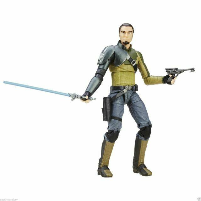 Star Wars KANAN JARRUS Figure Reveal the Rebels Mission Series TRU MS18