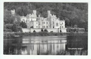 Kylemore Abbey Connemara Co Galway Ireland c1920 Old Postcard Unposted