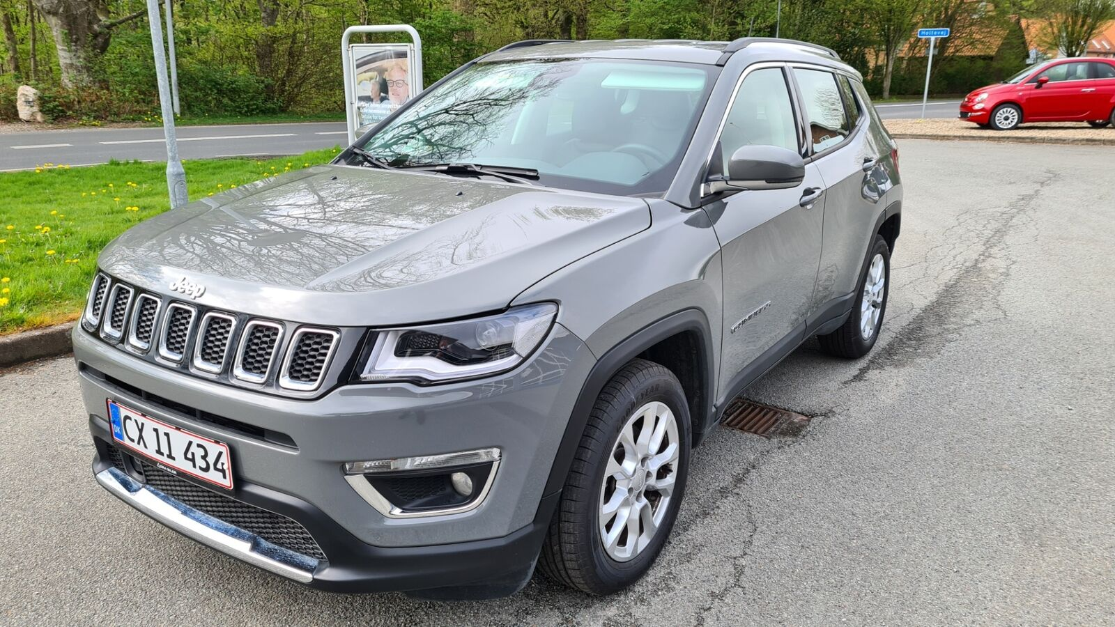Jeep Compass 1,3 T 150 Limited DCT 5d