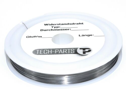 0,055mm 558 ohm//M kanthal D résistance Fil Filament kanthalwire AWG 43