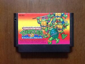 Nintendo-Famicom-Teenage-Mutant-Ninja-Turtles-2-FC-NES-Japan-F-S