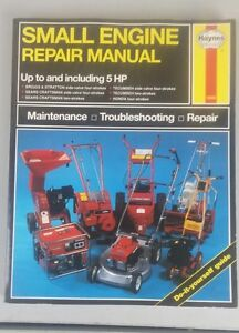 haynes small engine repair manual 1666 up to and including 5 hp rh ebay com Small Engine Diagram haynes small engine repair manual free download