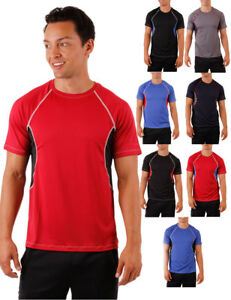 New-Dri-Fit-Workout-Short-Sleeve-Top-Basketball-Fitness-Activewear-Top-Gym-Top