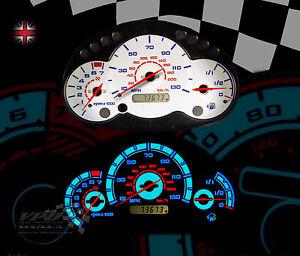 Ford Ka Mk1 02 08 Sport Speedometer Interior Custom Lighting