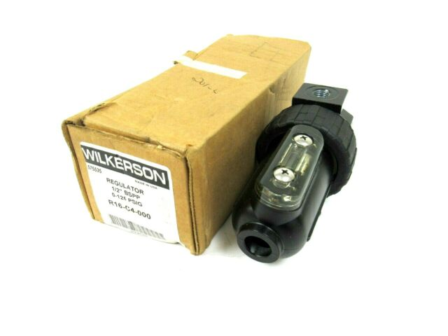 WILKERSON R16-02-L00 REGULATOR *NEW IN BOX*