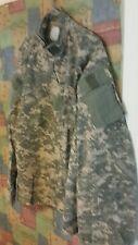 American Apparel Army Combat Jacket sz L Camo