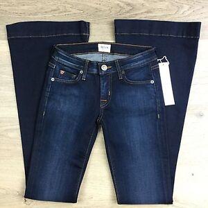 Hudson-Ferris-Bombshell-Flare-Women-039-s-Jeans-Size-25-NWT-W20