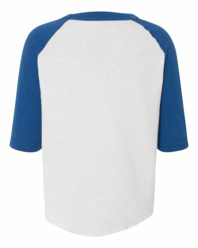 Augusta Sportswear Toddler Three-Quarter Sleeve Baseball Jersey T-Shirt 422 2-4T