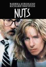 Nuts DVD (1987) - Barbra Streisand, Richard Dreyfuss, Martin Ritt