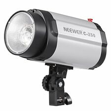 Neewer C-250 250W Studio Photographic Strobe/Flash Light Main Fill or Back Light