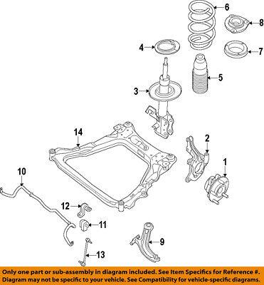 Suspension Stabilizer Bar Bushin fits 2009-2013 Nissan Maxima  MEVOTECH LP