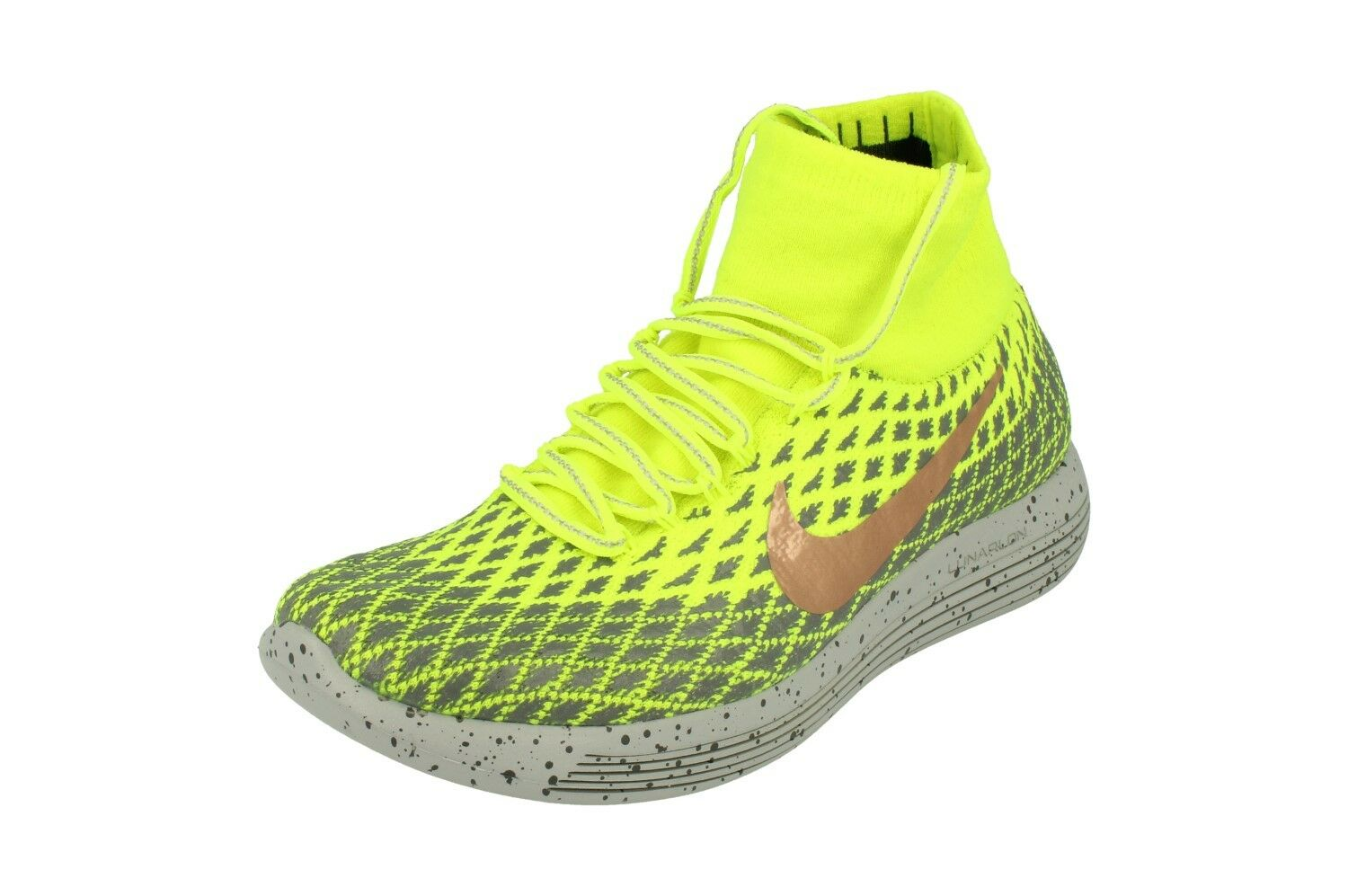 Nike Lunarepic Flyknit Shield Mens Running Trainers 849664 Sneakers Shoes Casual wild
