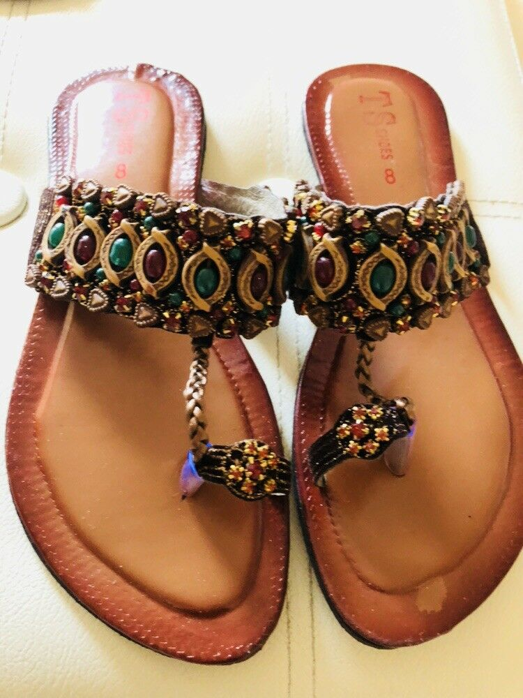 Gentleman/Lady Toe Post Sandals specifications Good design real Complete specifications Sandals 091dac