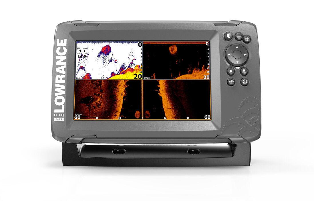 Lowrance Hook2-7x GPS TripleShot Echolot