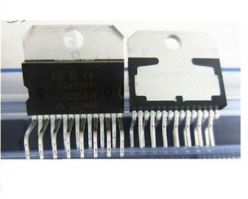 10Pcs TDA7377 Dual//Quad Power Amplifier Zip vp