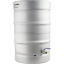 Stainless-Steel-Converted-Keg-Brewing-Kettle-Keggle-15-3-gal-w-Valve-Beer thumbnail 5