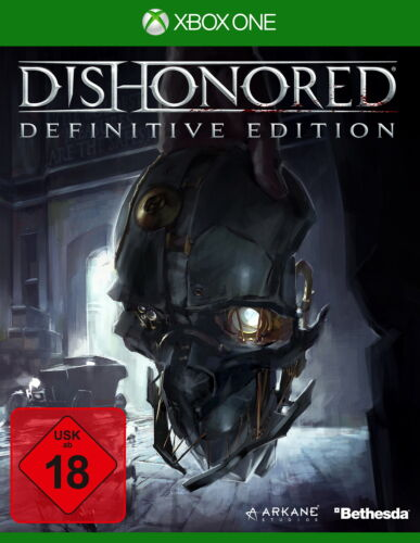 1 von 1 - Dishonored -- Definitive Edition (Microsoft Xbox One, 2015)